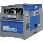 運賃見積り 直送品 デンヨー 防音型ディーゼルエンジン溶接機 DAW-300LS