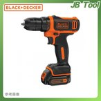 ブラックアンドデッカー BLACK&DECKER BDCDD12-JP 10.8V ドリルドライバー