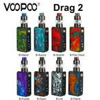 VOOPOO Drag 2 スターターキット 177W T2 アトマイザー キット 電子タバコ