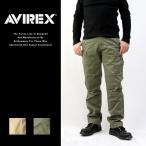 AVIREX アビレックス/FATIGUE PANTS ファティーグ カーゴ パンツ 6ポケット ストーンウオッシュ ベーシック メンズ/6166110