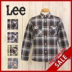 Lee リー/チェック ワーク オールド フランネル シャツ L/S REGULAR FIT/LT0565