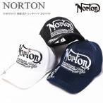 【2020春新作】ノートン NORTON キャップ NORTONロゴ 刺繍 総メッシュキャップ 201N8700