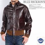 バズリクソンズ BUZZ RICKSON'S A-2 レザー フライトジャケット ROUGH WEAR CLOTHING CO. BR80253
