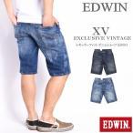 エドウィン EDWIN ショートパンツ(ハーフパンツ) EXCLUSIVE VINTAGE レギュラーフィット デニムショーツ KS0041-DENIM