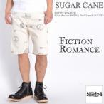 シュガーケーン SUGAR CANE ショートパンツ(ハーフパンツ) FICTION ROMANCE 8.2oz. ボートセイルクロス ワークショーツ SC51553