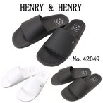 HENRY&HENRY ヘンリー&ヘンリー サンダル シャワーサンダル 42049 星柄スタッズ 180 STAR 001/009/087