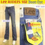 lee/リーの102ブーツカット 01020 ブーツカット Bootcut Jeans American Standard