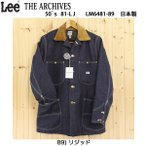 Lee THE ARCHIVES ����������/��/LM6481-89 50's 81-LJ ������С������롡���饹����饤�˥󥰡������㥱�å�
