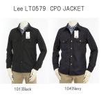 LeeのCPOジャケット-LT0579 101)Black /104)NAVY