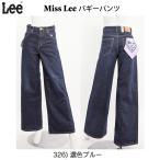 Miss Lee,ミス リーのバギーパンツジーンズ Lady Lee BAGGY BAGGY PANTS HERITAGE ORIGINAL  LL1608