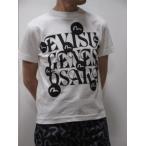 エヴィス ジーンズ 純国産 日本製 ユニオンスペシャルミシン プリント半袖Tシャツ アメリカンコットン使用 限定生産 送料無料 人気 おすすめ