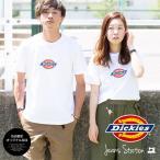 【Dickies ディッキーズ】JS別注 ロゴプリントS/S Tシャ...--2527