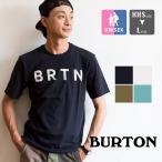 【SALE!!】【 BURTON バートン 】ユニセックス オーガニック グラフィック Tシャツ BRTN Short Sleeve T-Shirt 203751 / 20SS
