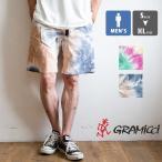 【SALE!!】【 GRAMICCI グラミチ 】 TIE DYE G-SHORTS タイダイ Gショーツ GMP-20S056 / 20SS