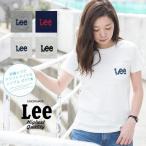 【Lee リー】 Leeロゴ クロスステッチ刺繍 ポケット付き Tシャツ LS7269