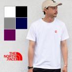 【THE NORTH FACE ザノースフェイス】S/S Small Box Logo Tee スモールボックスロゴ 半袖Tシャツ NT31955