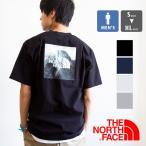 【 THE NORTH FACE ザ ノースフェイス 】 ショートスリーブ ピクチャードスクエアロゴティー メンズ 半袖 Tシャツ NT32036 / 20SS