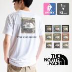【 THE NORTH FACE ザ ノースフェイス 】 S/S Square Camofluge Tee スクエア カモフラ ロゴ S/S Tシャツ NT32158 /21SS