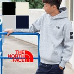 【THE NORTH FACE ザノースフェイス】SQUARE LOGO HOODIE スクエアロゴフーディー NT61835 /NT61835EC