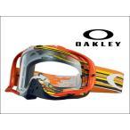 ショッピングOAKLEY オークリー MX ゴーグル クローバー MX OO7025-24