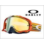 ショッピングOAKLEY オークリー MX ゴーグル クローバー MX OO7025-25