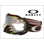 ショッピングOAKLEY オークリー MX ゴーグル クローバー MX OO7025-29