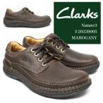 クラークス Clarks  レースアップ  カジュアル シューズ Nature Three 3 20339005