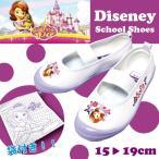上靴 上履き キャラクター プリンセス ソフィア 上履き袋 ディズニー disney 6922 紫