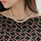ショッピングネックレス ネックレス レディース ビジュー ショートネックレス 40代 ファッション 2017 秋 新作
