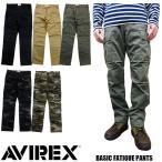 ショッピングカーゴパンツ AVIREX アビレックス カーゴパンツ 6166110