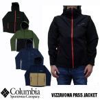 コロンビア COLUMBIA ナイロンジャケット VIZZAVONA PASS JACKET  PM3781