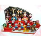 ディズニー 2017 ひな人形 (大) 雛人形 ひな祭り お雛さま ミッキー&ミニー、仲間たち 桃の節句 インテリアにも♪ 東京ディズニー