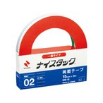 ニチバン/再生紙両面テープ ナイスタック レギュラーサイズ/NW-15