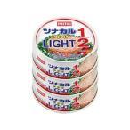 ホテイフーズコーポレーション/ツナカル LIGHT 1/2 70g×3缶