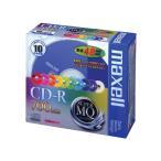 マクセル / CD-R700MB 10色カラーMIX 10枚 / CDR700S.MIX1P10S