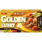エスビー食品/ゴールデンカレー 甘口 198g/13351