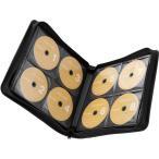 CD/DVDファスナーケース 160枚収納 CCD-SS160