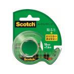 スコッチ メンディングテープ 18mm×7.6m 小巻 CM-18 スリーエムジャパン