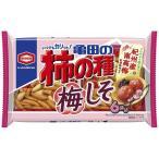 亀田製菓/亀田の柿の種 梅しそ 6袋 182g
