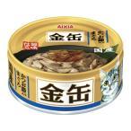 アイシア/金缶ミニ かつお節入りまぐろ 70g