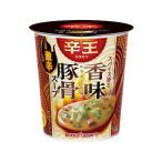ポッカサッポロ/辛王 激辛とんこつスープ カップ /JG63