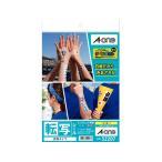 【お取り寄せ】エーワン/転写シール[インクジェット] 白地タイプ A4 4セット/52207