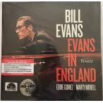 2019年レコード ストア ディ限定商品 ビル エヴァンス Bill Evans Evans In England RECORD STORE DAY 2019 RSD 限定盤 レコード