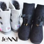 ショッピングジェニィ SISTER JENNI シスタージェニィ 2016 編み上げ ムートンブーツ 靴 通学・通園
