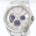 SEIKO(セイコー) ブライツメカニカル SDGC001(6R21-00G0) 薄紫 パープル ステンレススチール(SS) オートマティック(自動巻き) メンズ  【中古】 腕時計 net shop