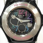 Antique Watches - カシオ ファッションウォッチ BGA-101 黒色文字盤 ウレタン/SS クォーツ レディース 【中古】 腕時計 all shop KG
