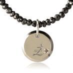 ショッピングネックレス ネックレス メンズ 男性 ブランド 人気ブランド Royal Stag Zest レッドダイヤモンド ブラックスピネル モチーフ ペンダント