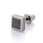 ピアス メンズ 男性 Royal Stag Zest ブラックキュー