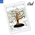 ショッピングAIR iPad Pro 9.7 / iPad air 2 強化ガラスフィルム アイパッドプロ 9.7  / エアー1, 2 液晶保護フィルム 気泡防止 指紋防止 硬度9H 0.23mm JGLASS