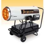 HPE370 50Hz オリオン機械 ジェットヒーター 可搬式温風機